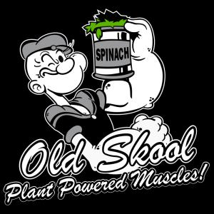 Old Skool Plant Power